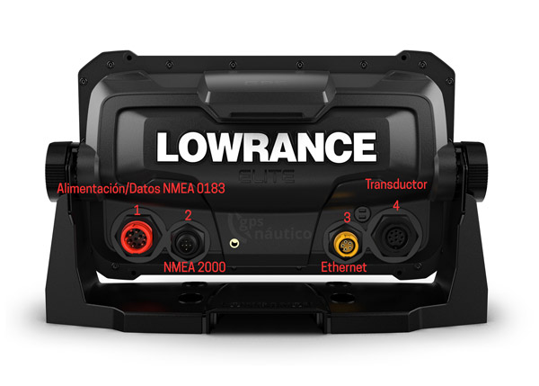 Lowrance Elite FS 7